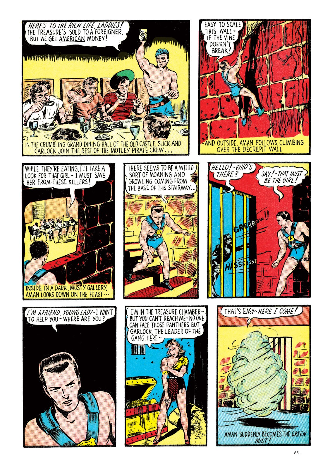 Read online The Bill Everett Archives comic -  Issue # TPB 2 (Part 1) - 66