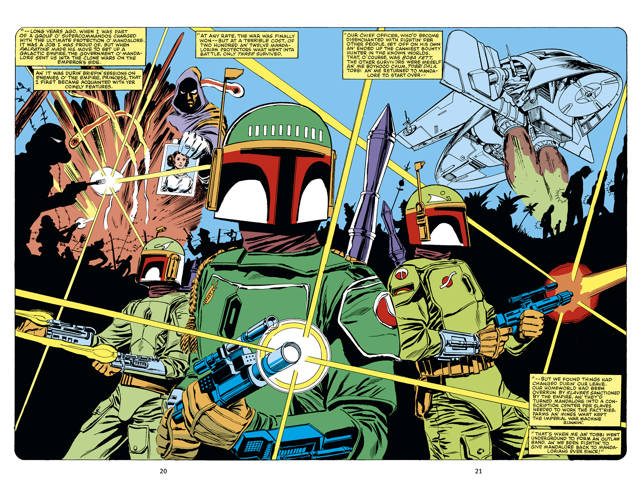 Read online Star Wars Omnibus comic -  Issue # Vol. 18 - 18