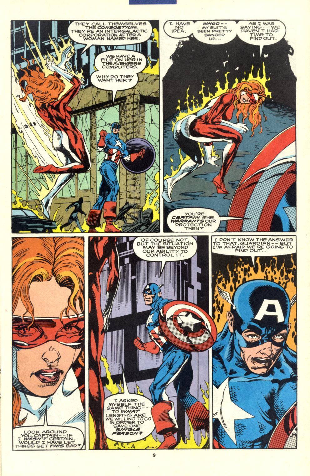 Read online Alpha Flight (1983) comic -  Issue #99 - 8