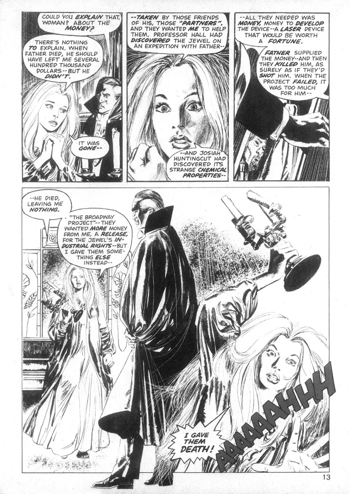 Dracula Lives issue 7 - Page 14