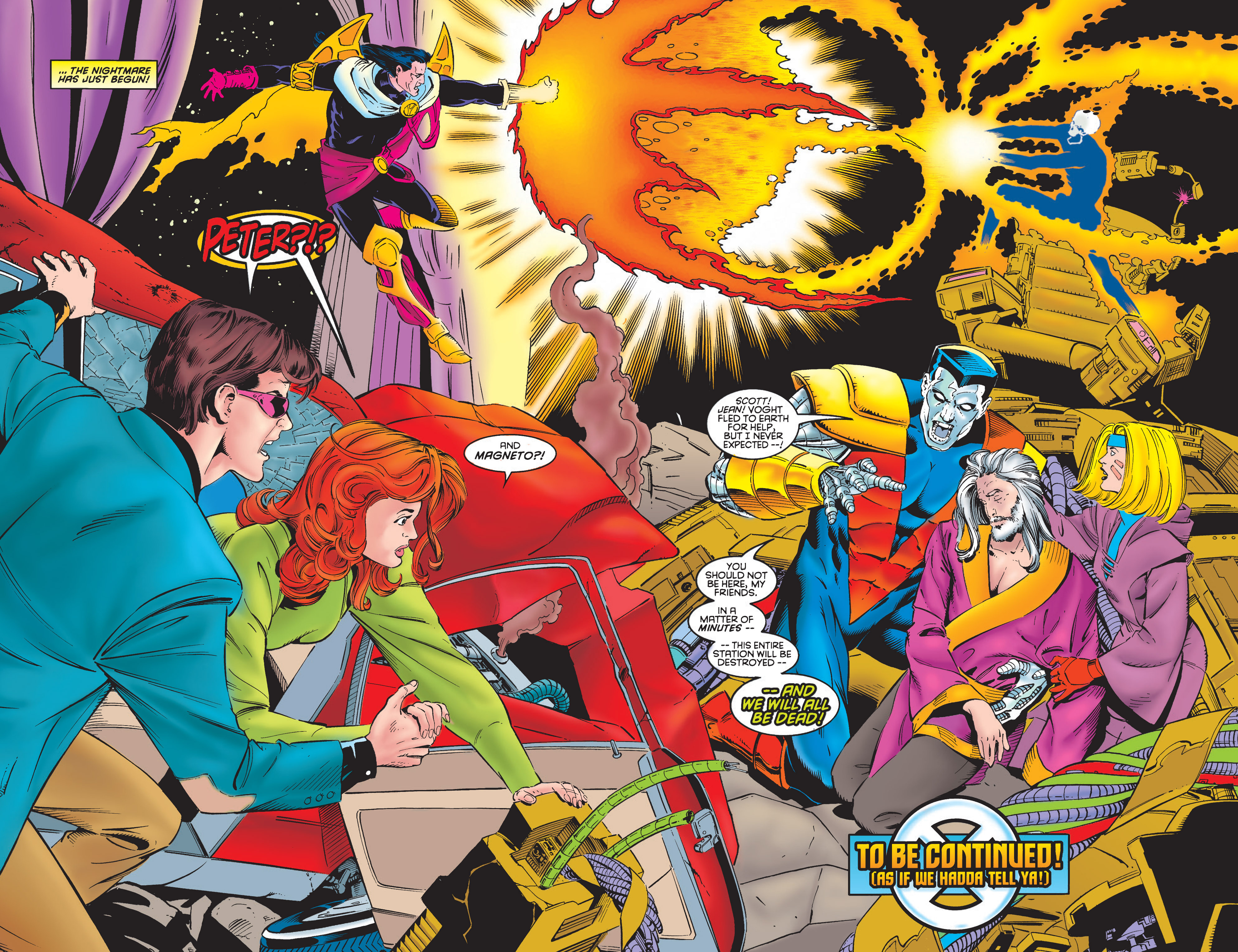 X-Men (1991) 42 Page 21
