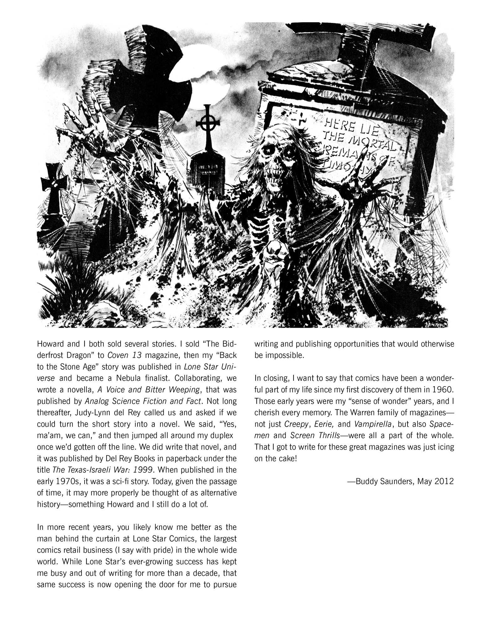 Read online Eerie Archives comic -  Issue # TPB 12 - 7