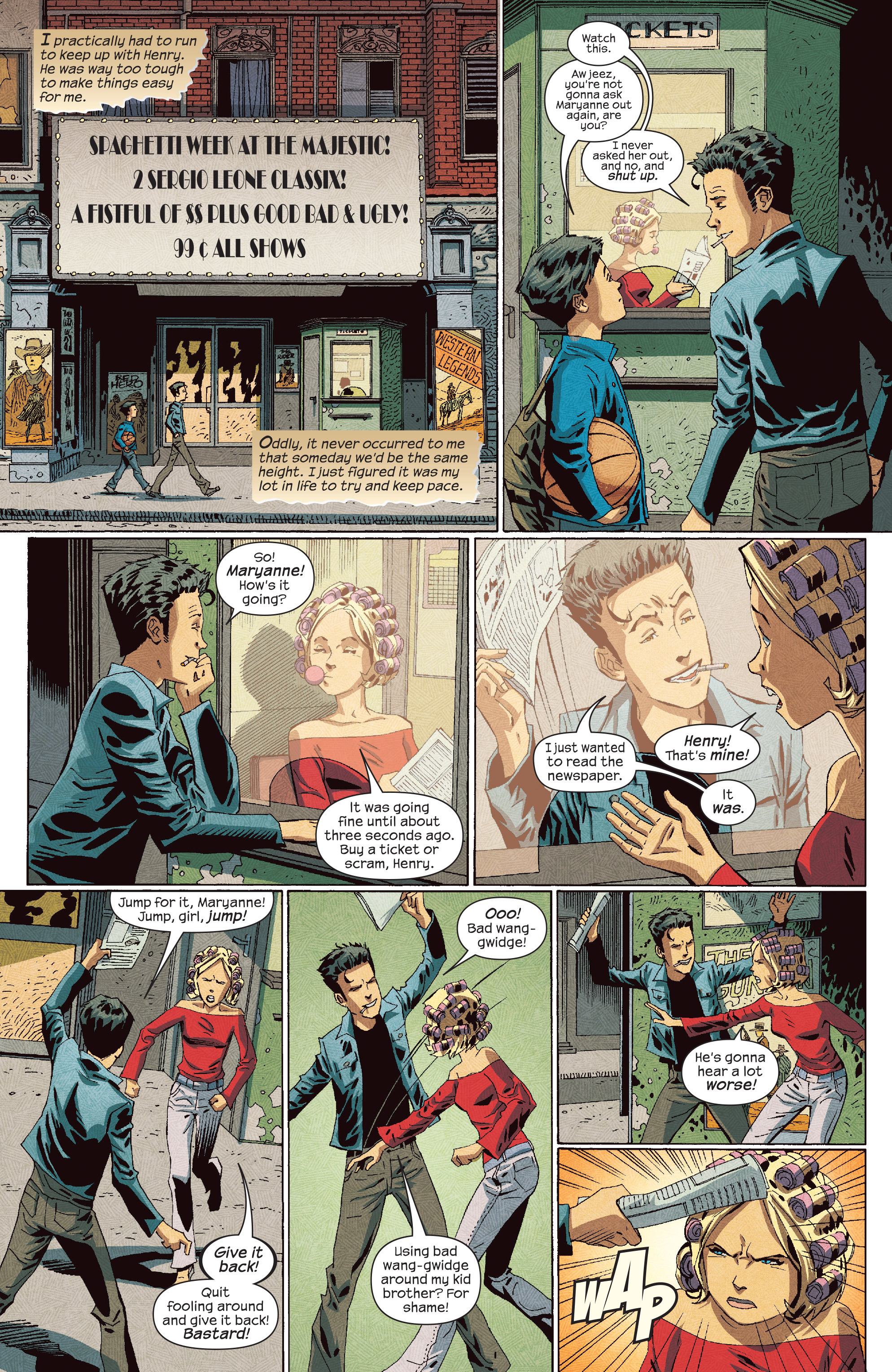 Read online Dark Tower: The Drawing of the Three - The Prisoner comic -  Issue #3 - 4