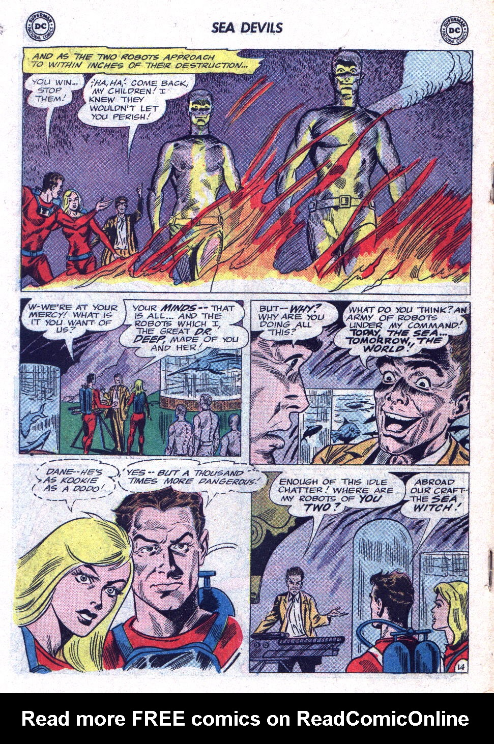 Sea Devils issue 19 - Page 18