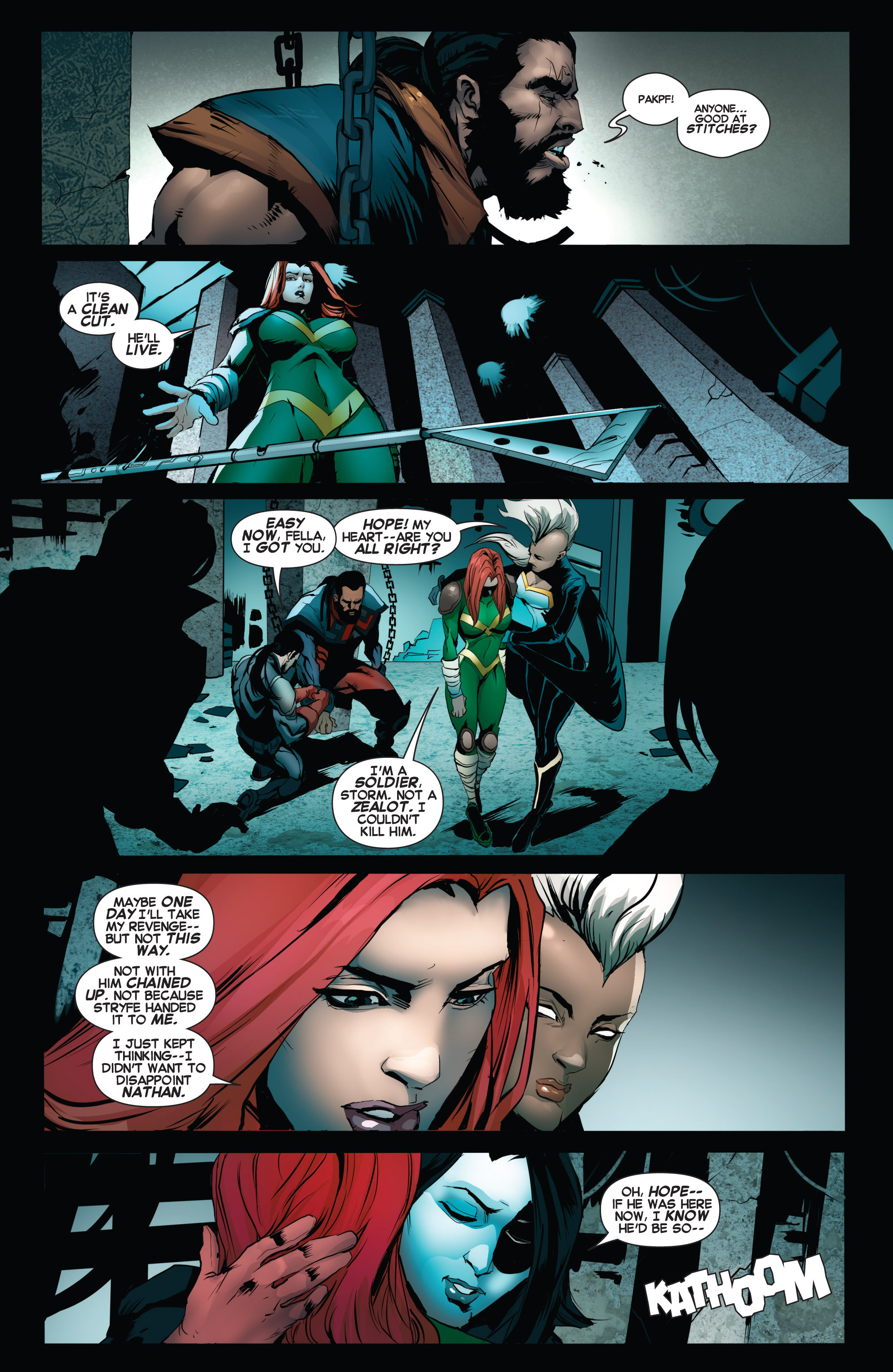 Read online Uncanny X-Force (2013) comic -  Issue #17 - 12
