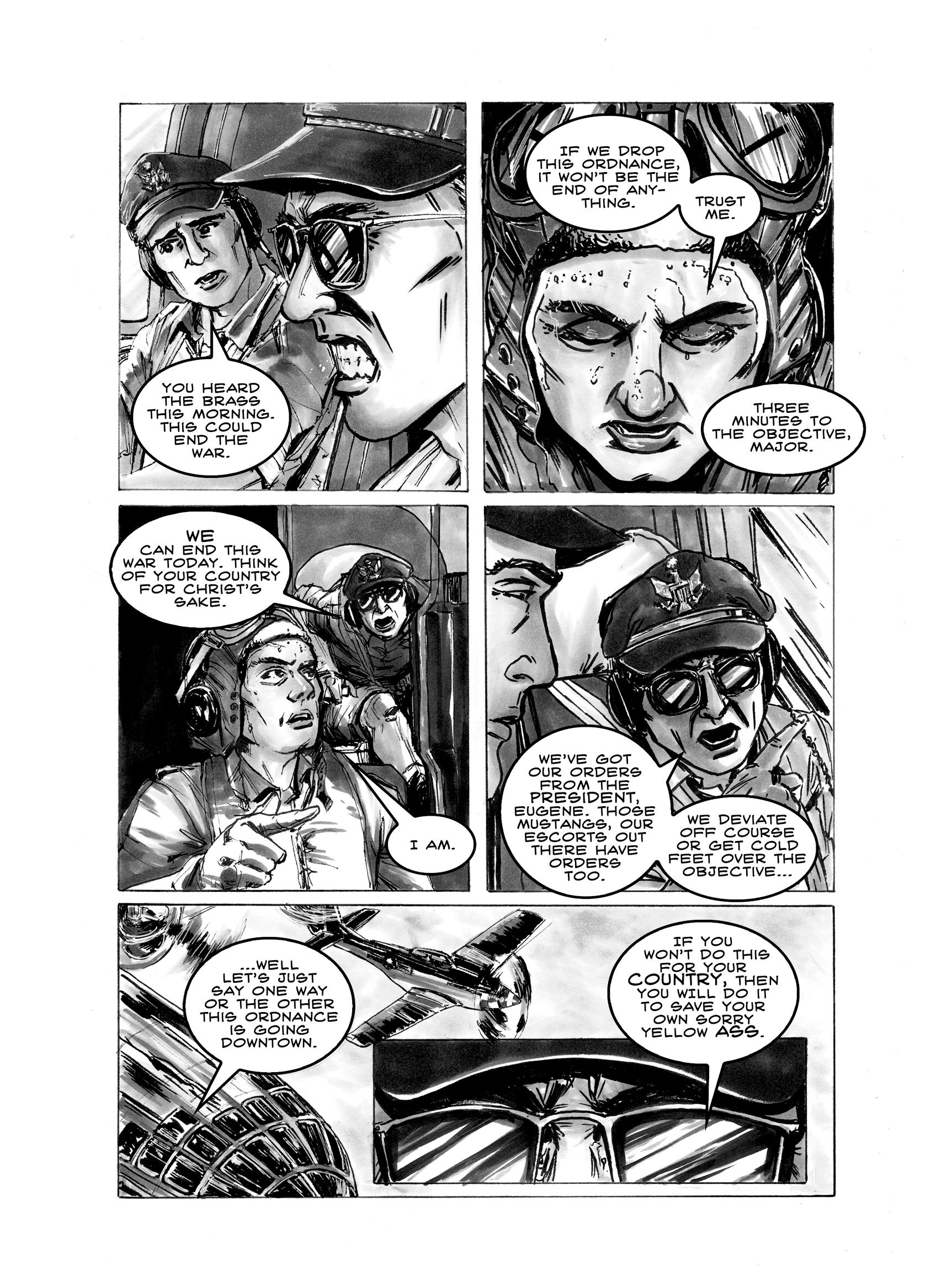 Read online FUBAR comic -  Issue #2 - 11