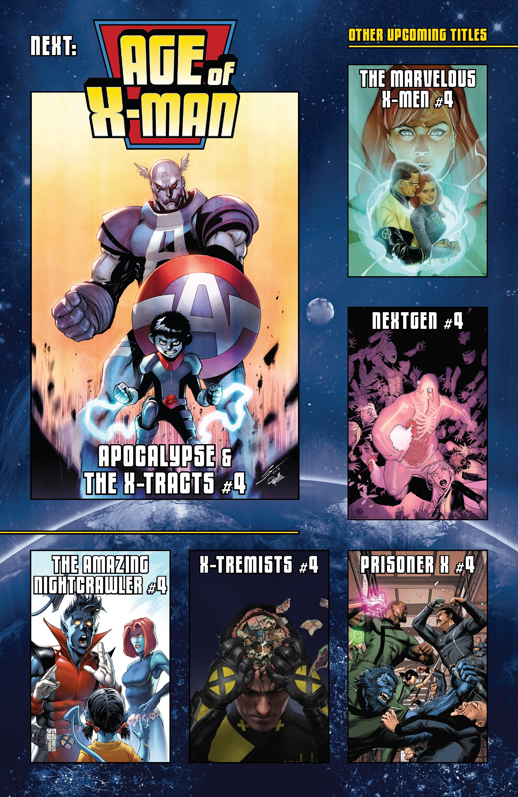 Age of X-Man: Apocalypse and the X-Tracts 3 Page 24