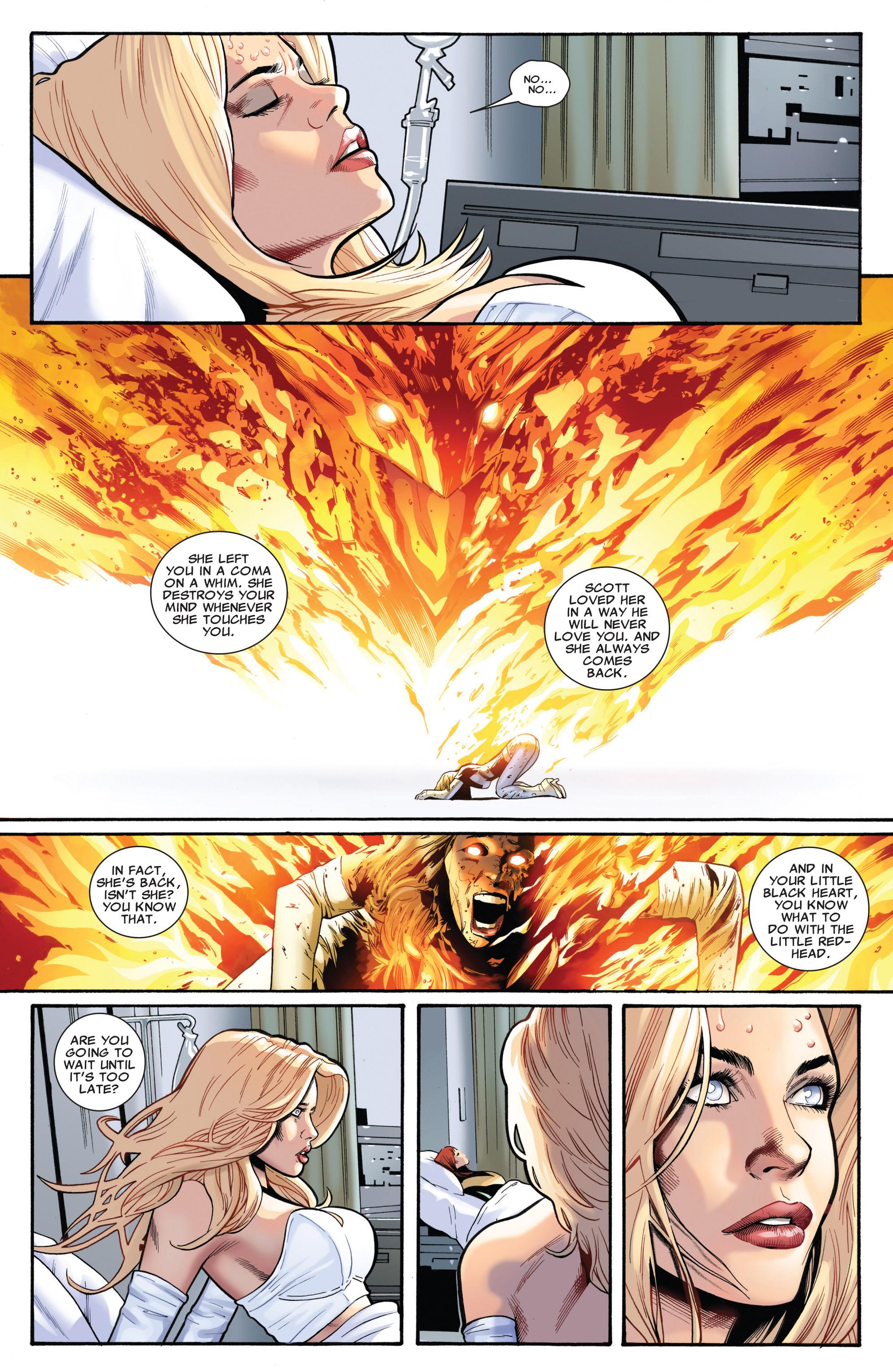 Read online Uncanny X-Men (1963) comic -  Issue #542 - 8