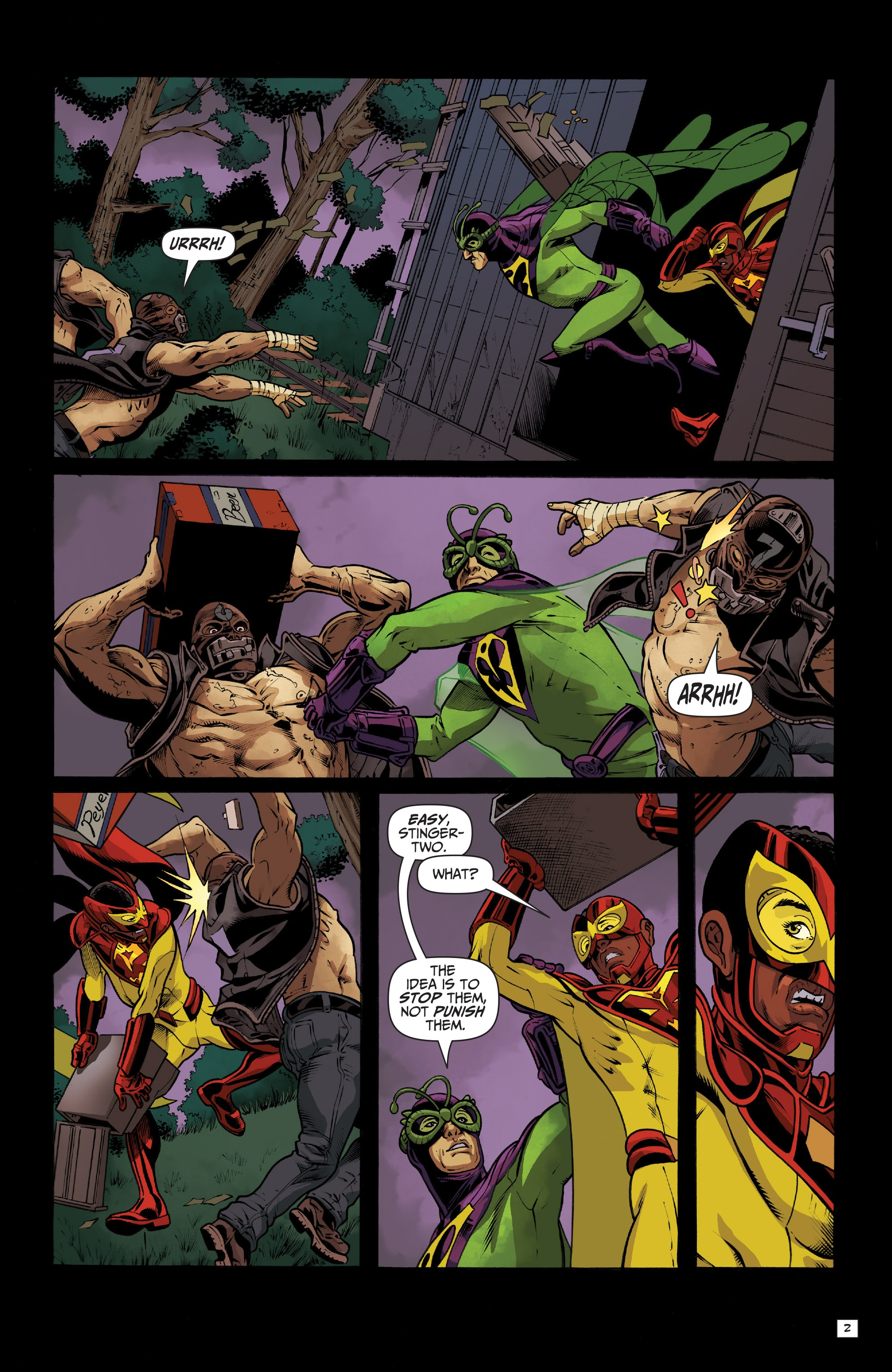 The Wrong Earth 6 Page 4