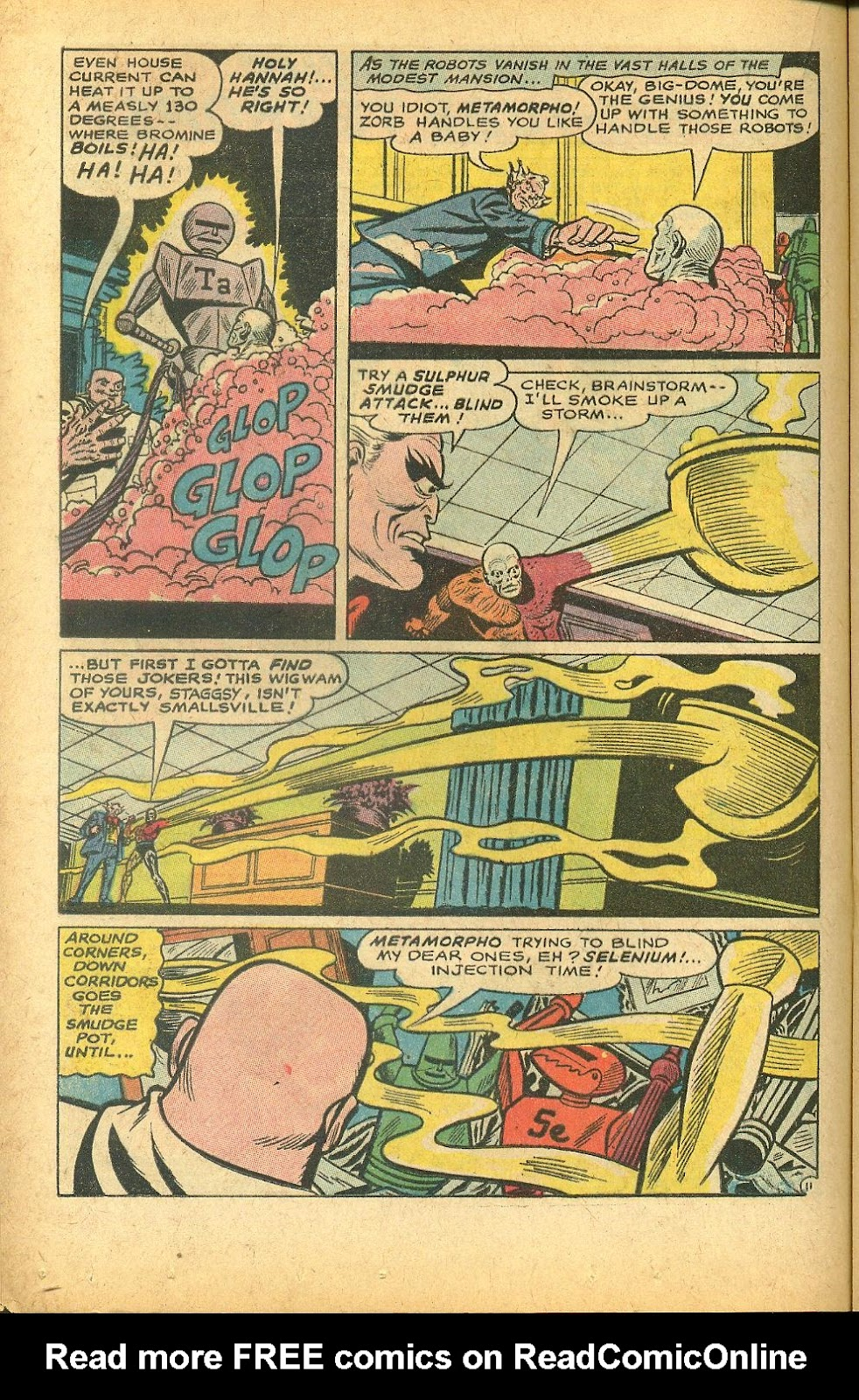 Metamorpho (1965) issue 12 - Page 16