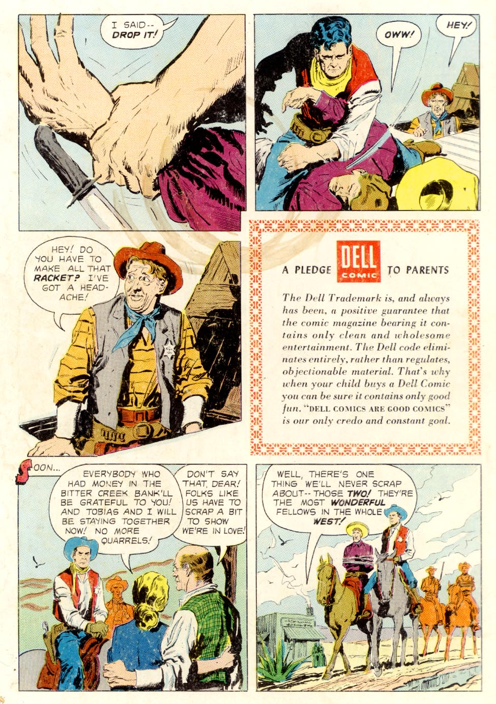 Four Color Comics issue 768 - Page 36