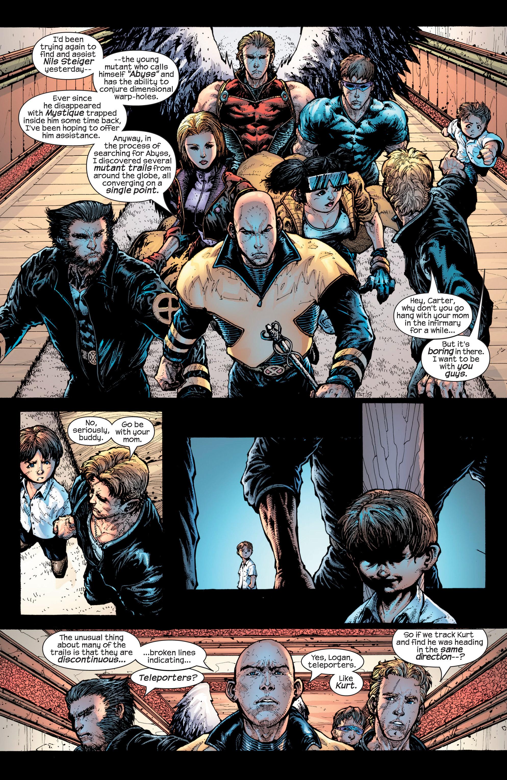Read online Uncanny X-Men (1963) comic -  Issue #429 - 10