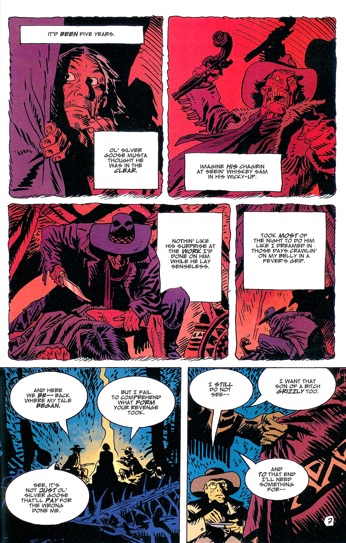 Read online Solo (2004) comic -  Issue #6 - 36