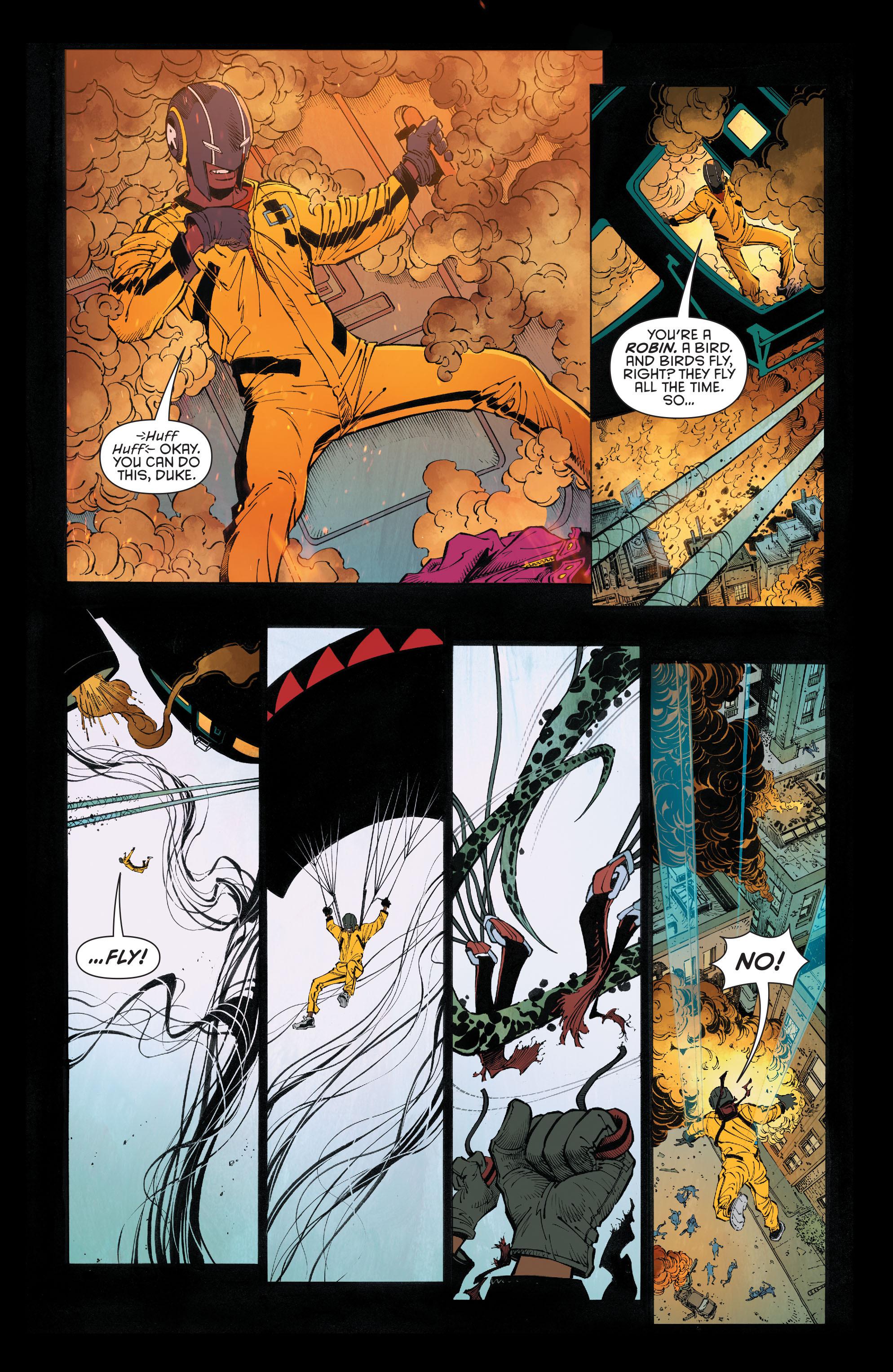Read online Batman (2011) comic -  Issue # _TPB 9 - 126