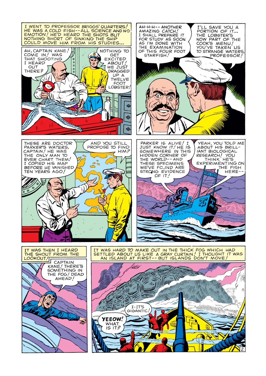 Tales to Astonish (1959) issue 1 - Page 3
