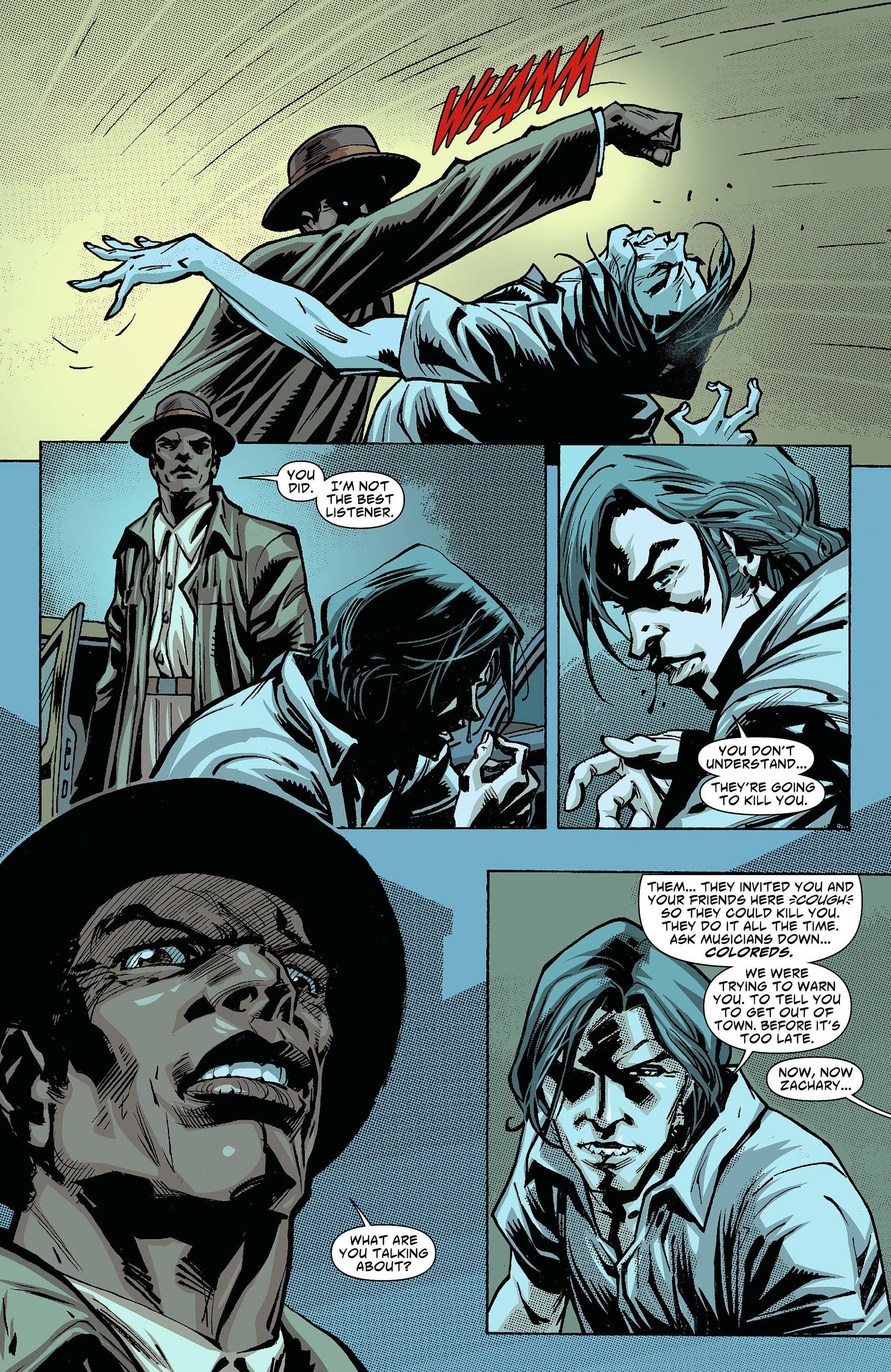 Read online American Vampire comic -  Issue #26 - 19
