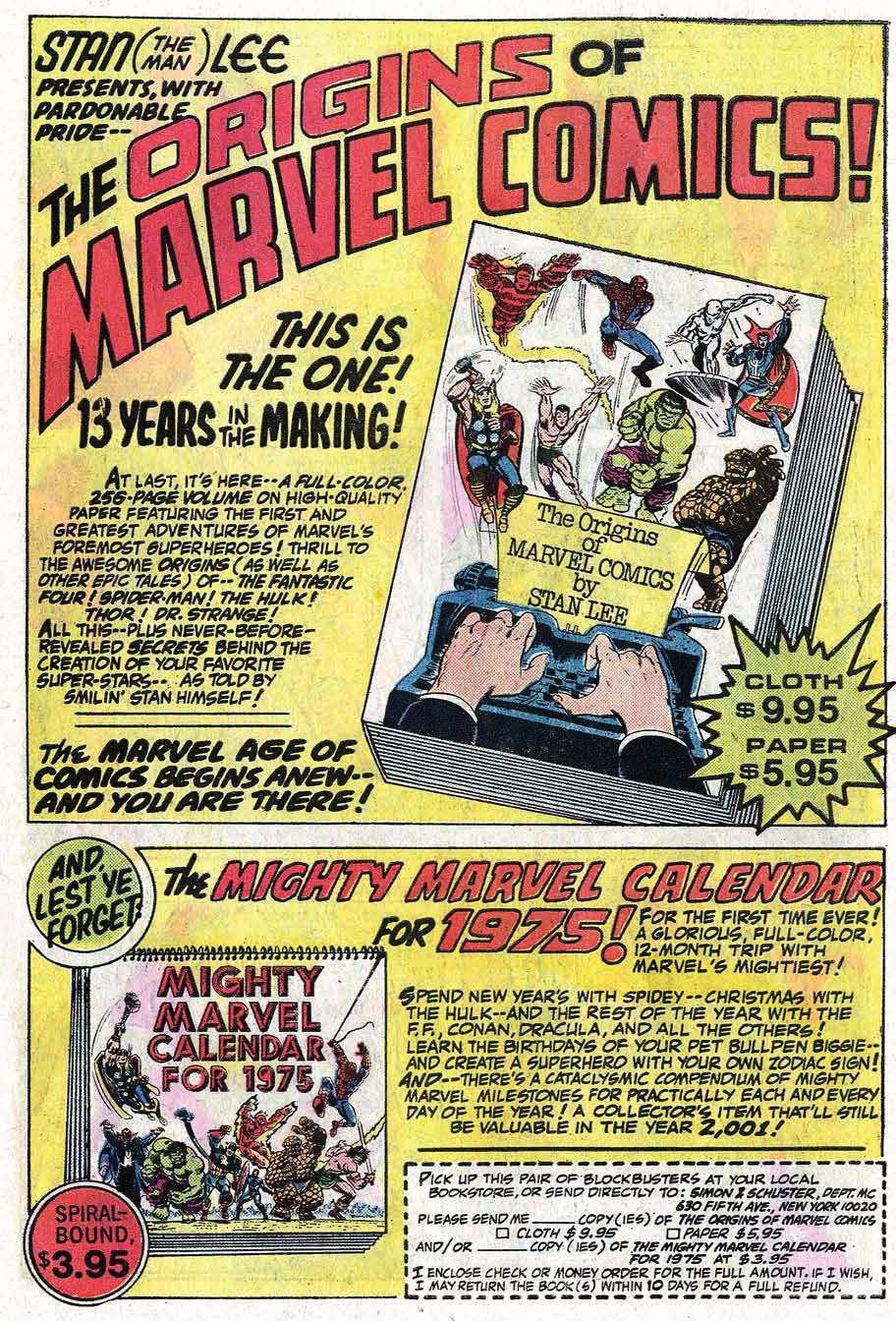 Read online Uncanny X-Men (1963) comic -  Issue #92 - 7