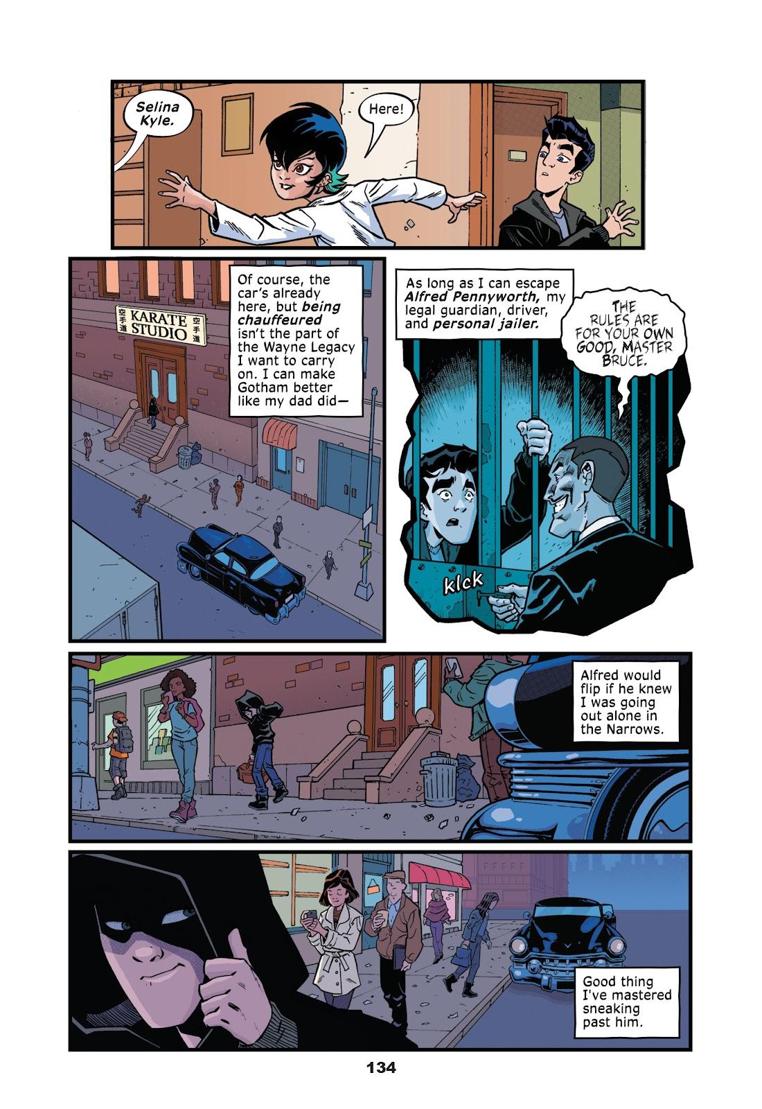Read online Green Lantern: Legacy comic -  Issue # TPB - 131