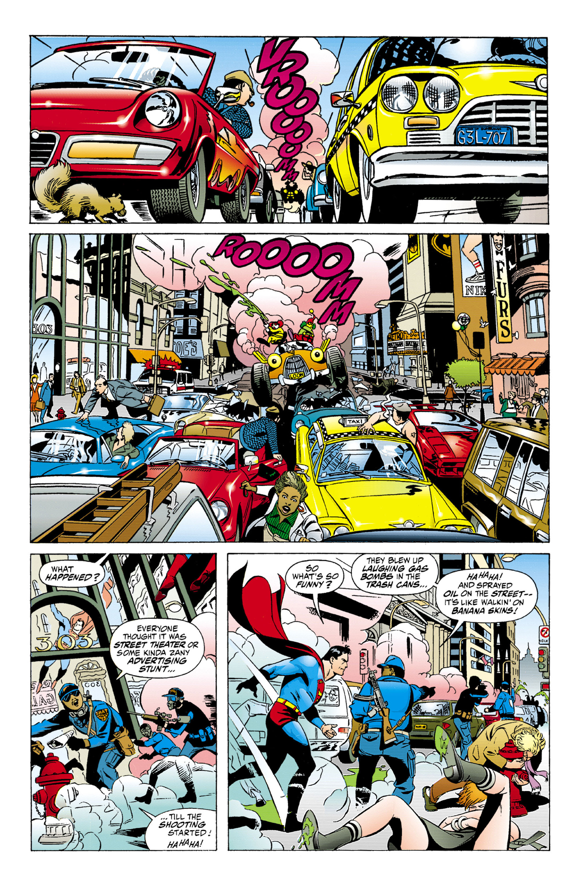 Read online World's Finest (1990) comic -  Issue #1 - 35