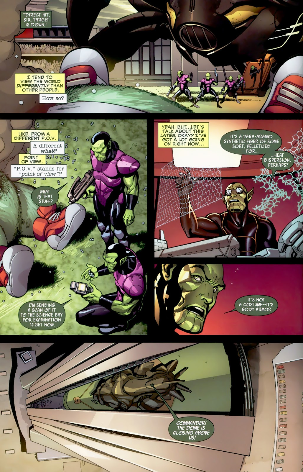 Read online Deadpool (2008) comic -  Issue #1 - 6