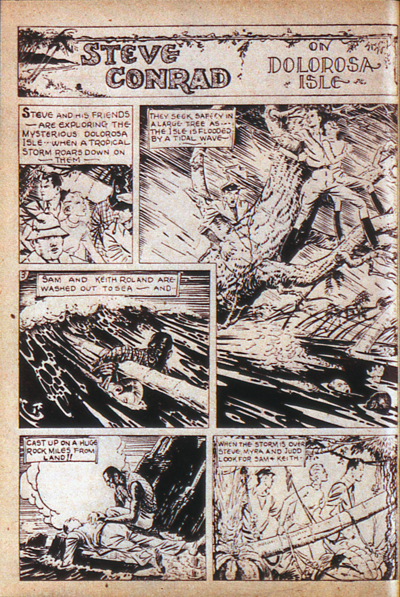 Read online Adventure Comics (1938) comic -  Issue #6 - 40