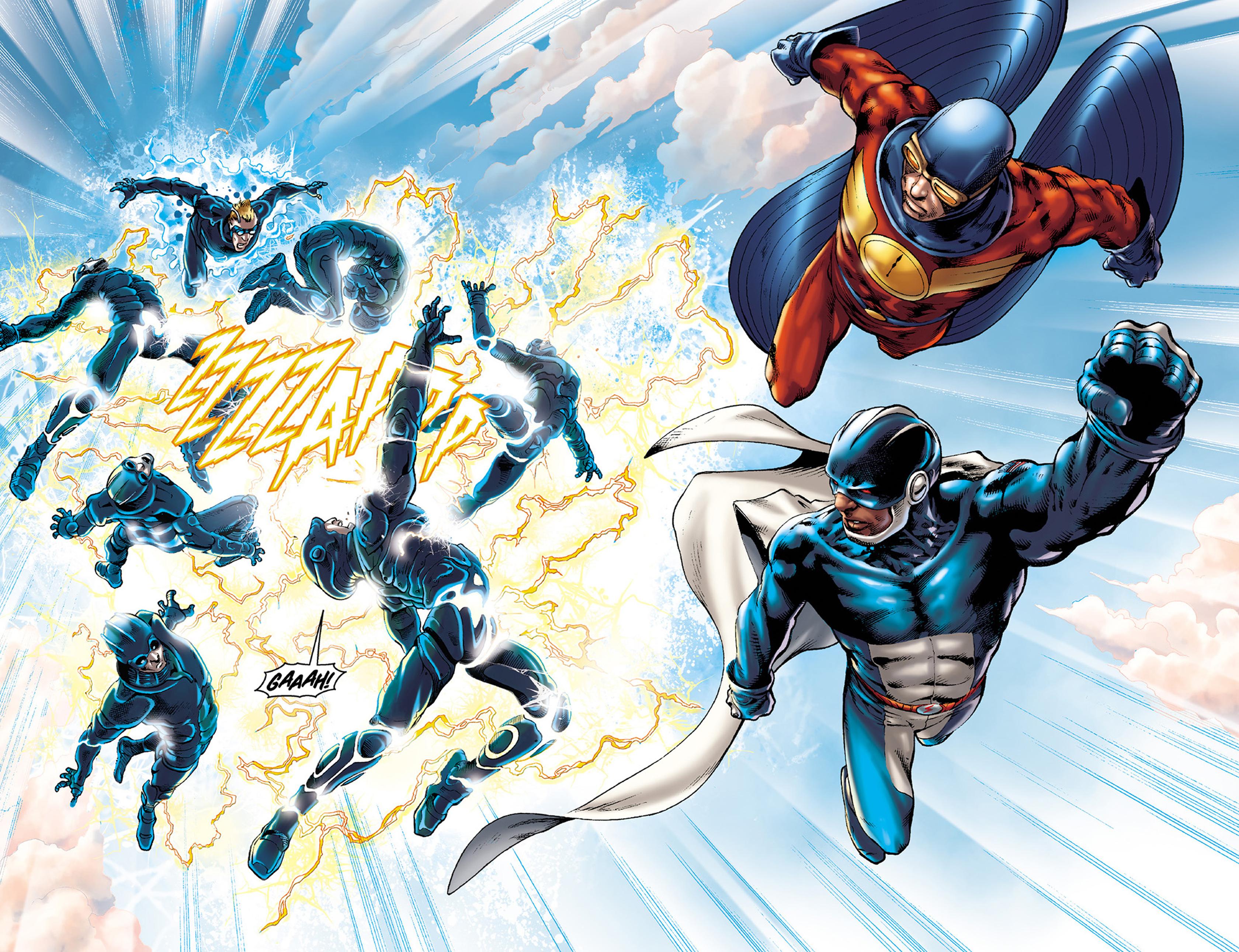 Read online Skyman comic -  Issue #4 - 8