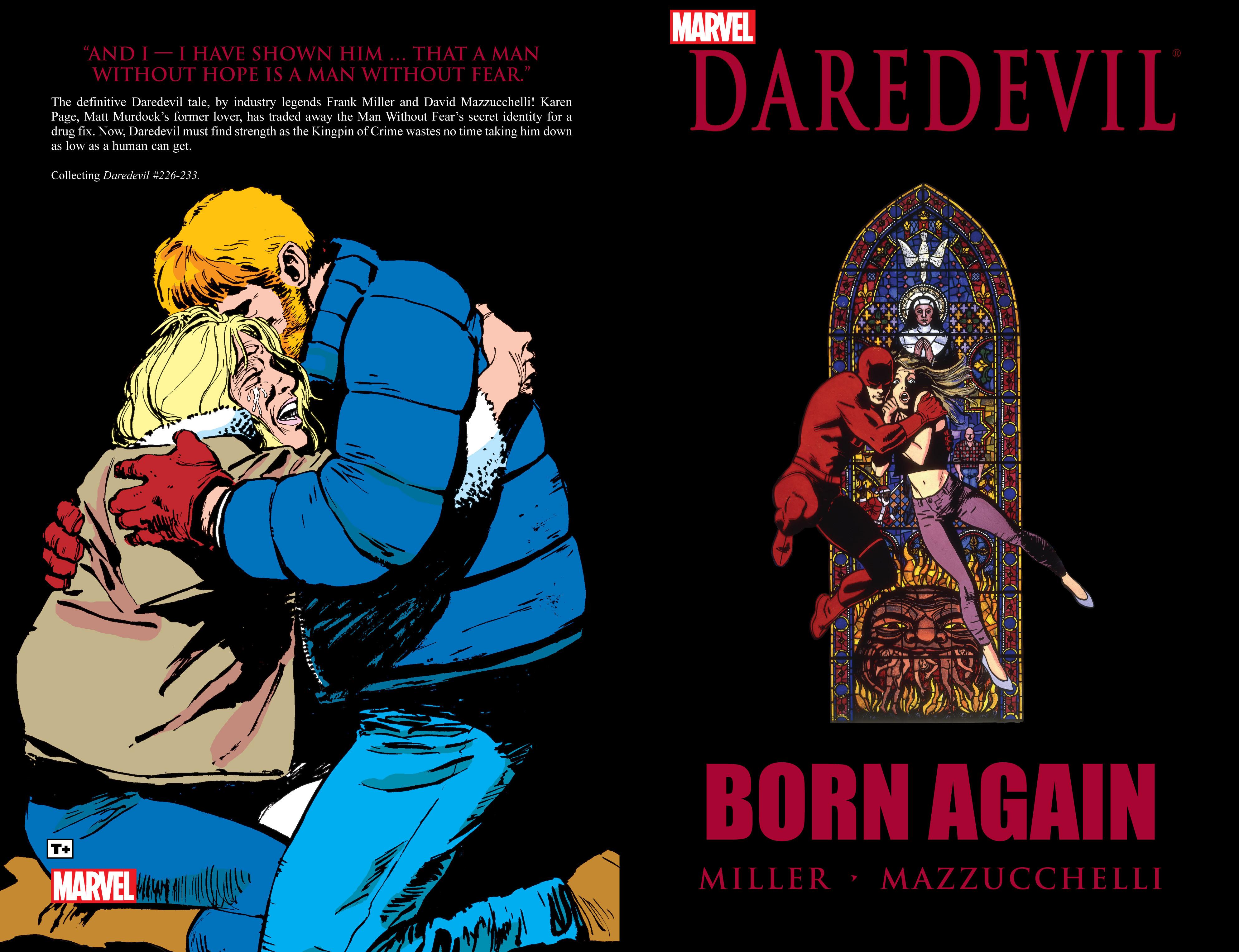 Read online Daredevil: Born Again comic -  Issue # Full - 2