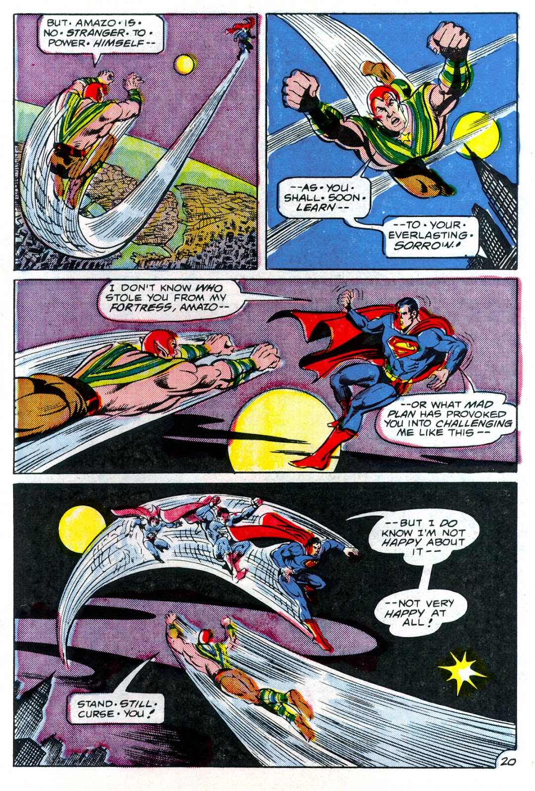 Read online Superman Special (1983) comic -  Issue #3 - 21