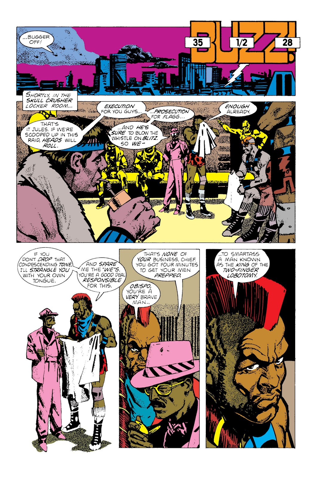 American Flagg! issue Definitive Collection (Part 2) - Page 79