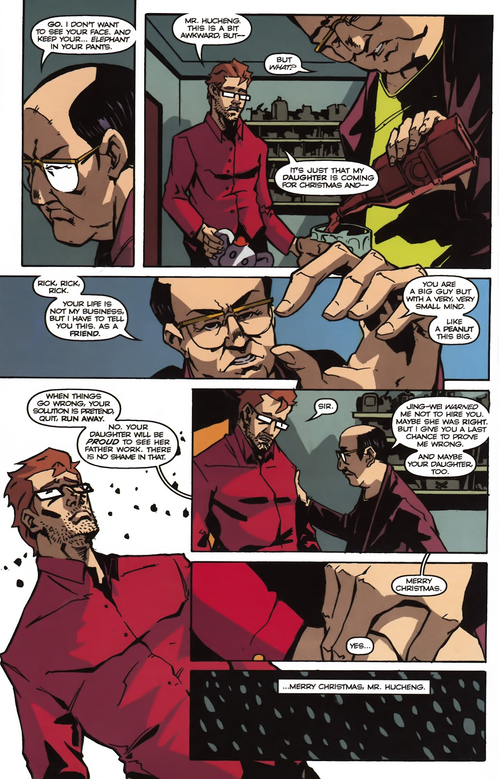 Read online Ricky Rouse Has A Gun comic -  Issue # TPB (Part 1) - 59