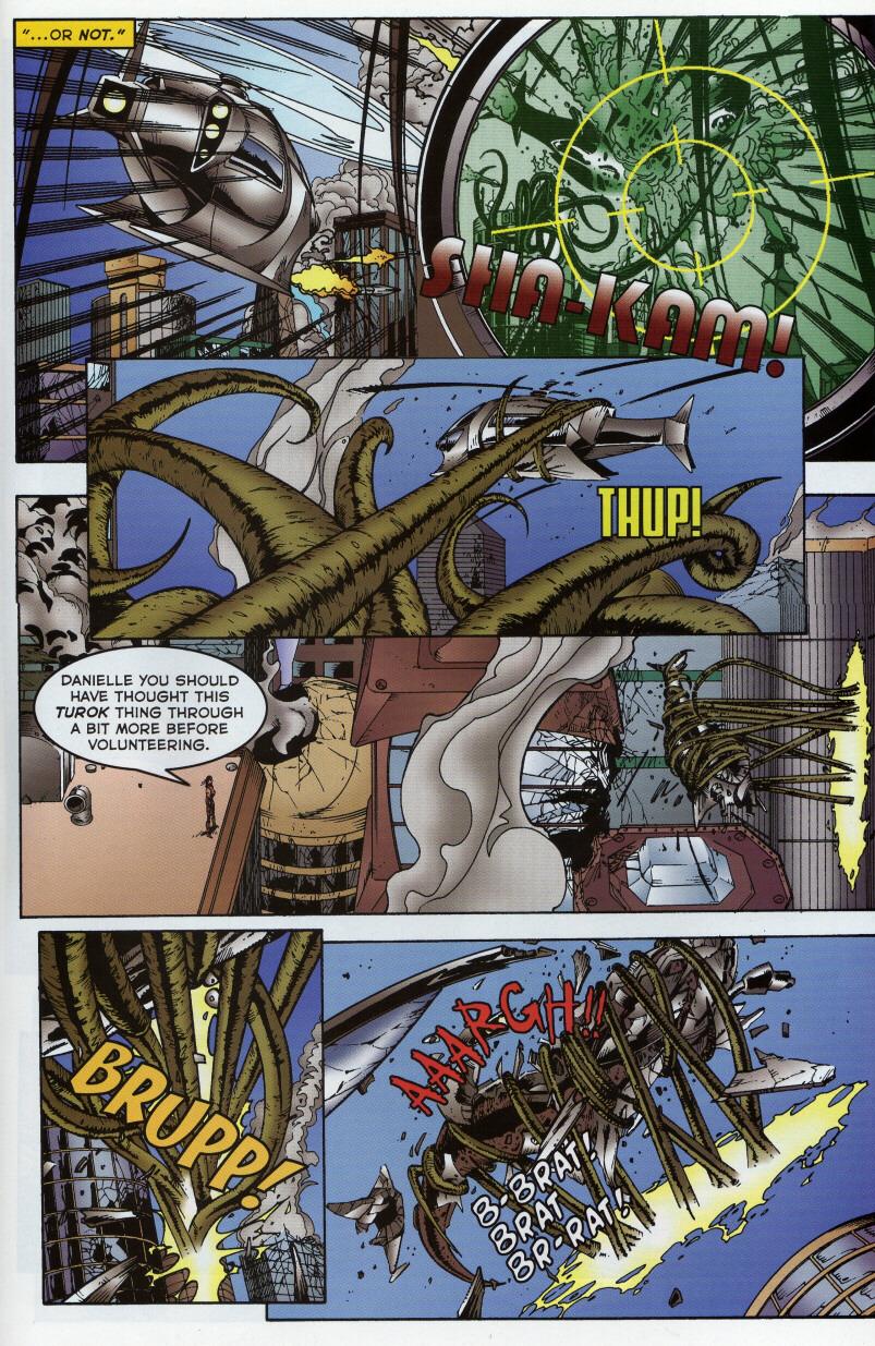 Read online Turok 3: Shadow of Oblivion comic -  Issue # Full - 17