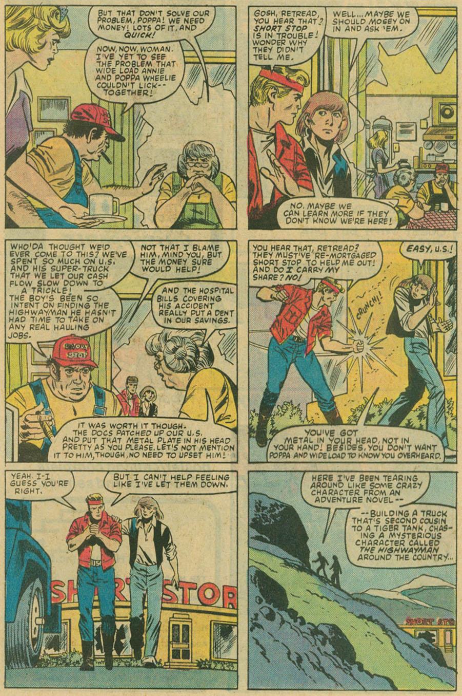 Read online U.S. 1 comic -  Issue #6 - 4