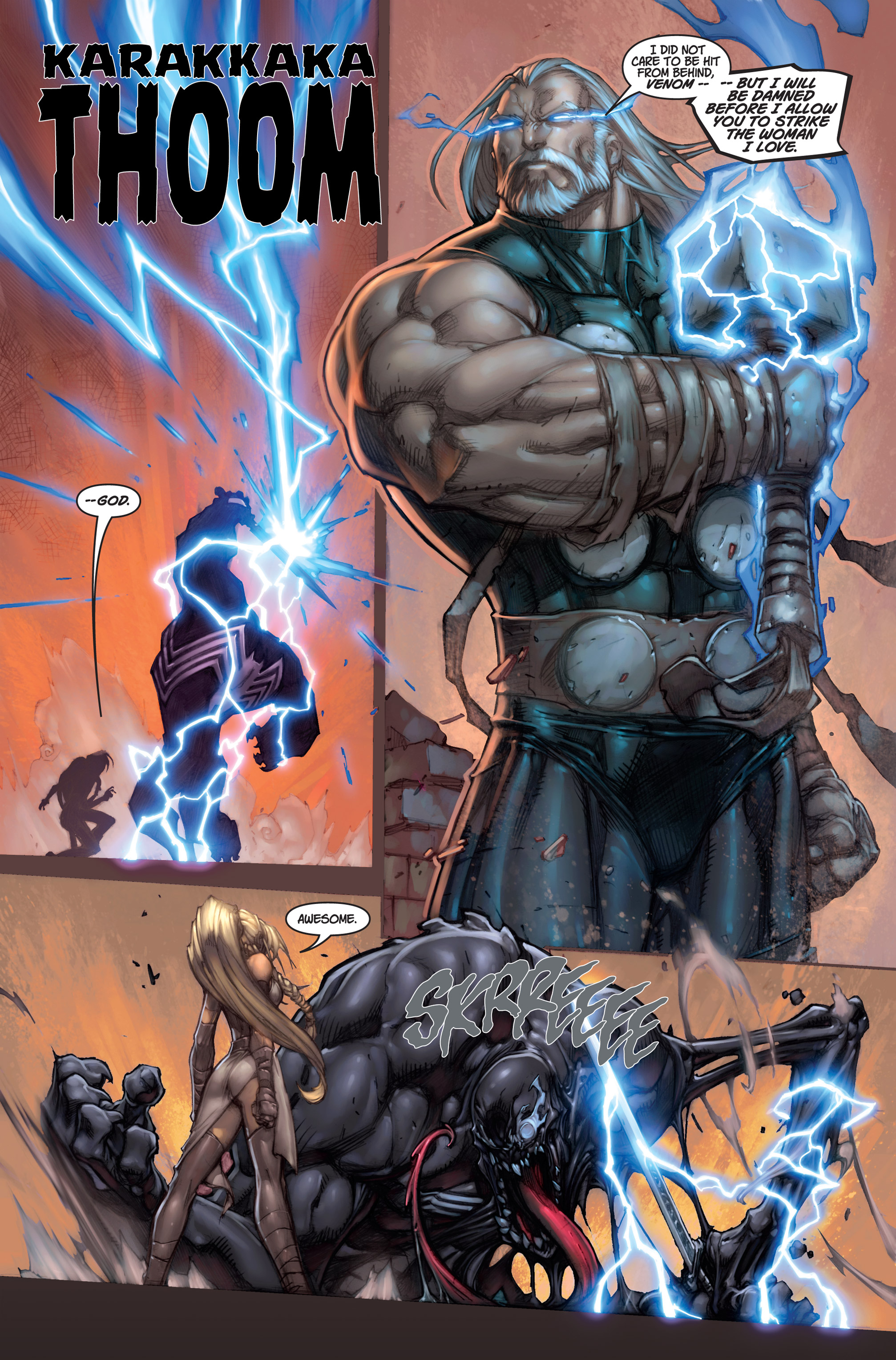 Read online Ultimates 3 comic -  Issue #1 - 11