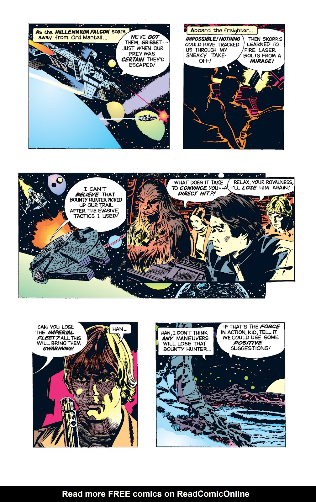 Read online Star Wars Legends: The Newspaper Strips - Epic Collection comic -  Issue # TPB (Part 5) - 17