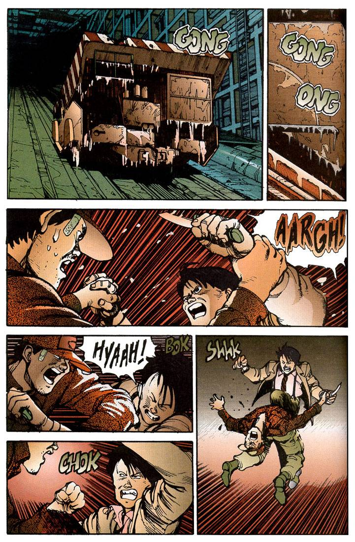 Read online Akira comic -  Issue #11 - 29