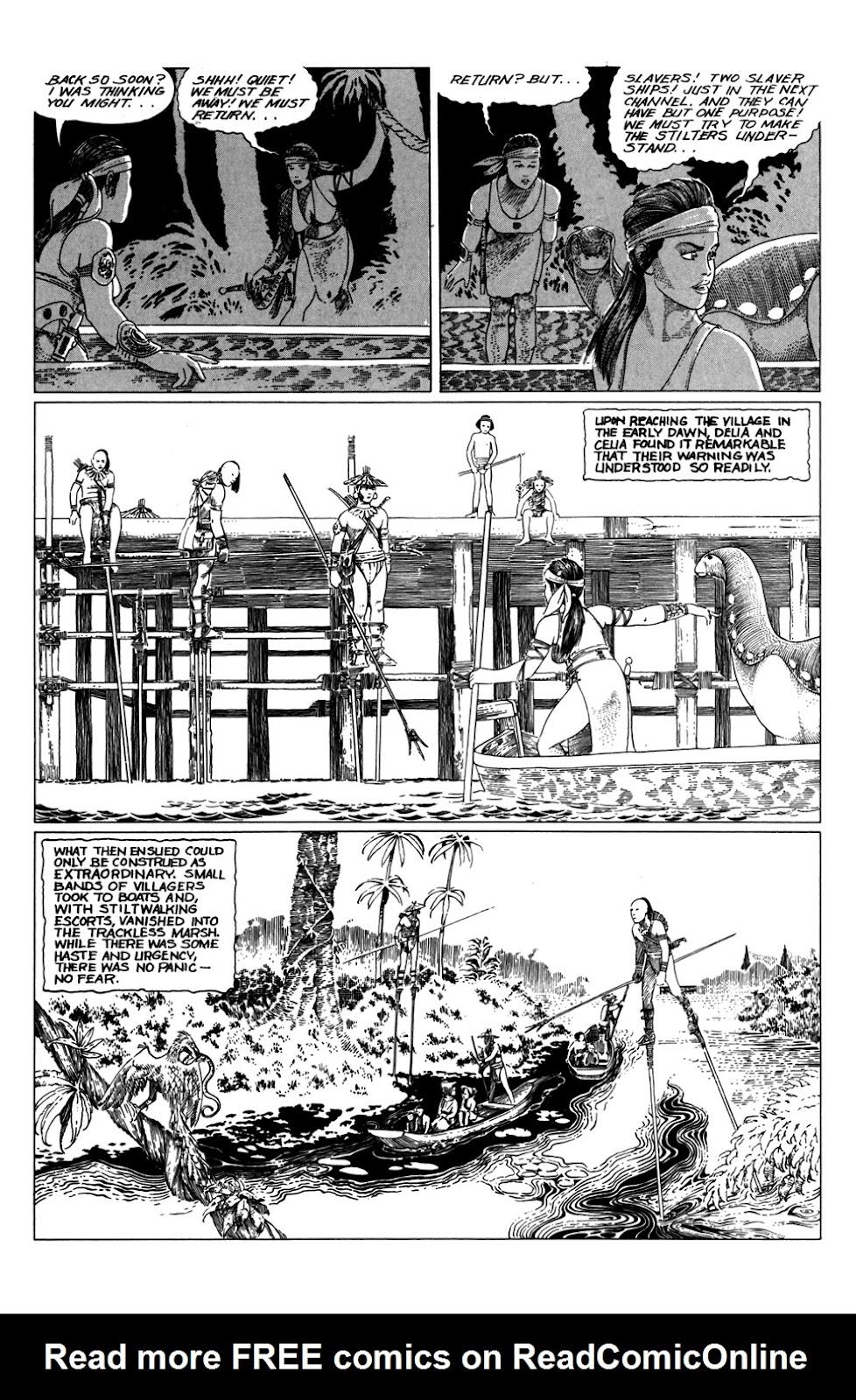 Dark Horse Presents (1986) Issue #37 #42 - English 19