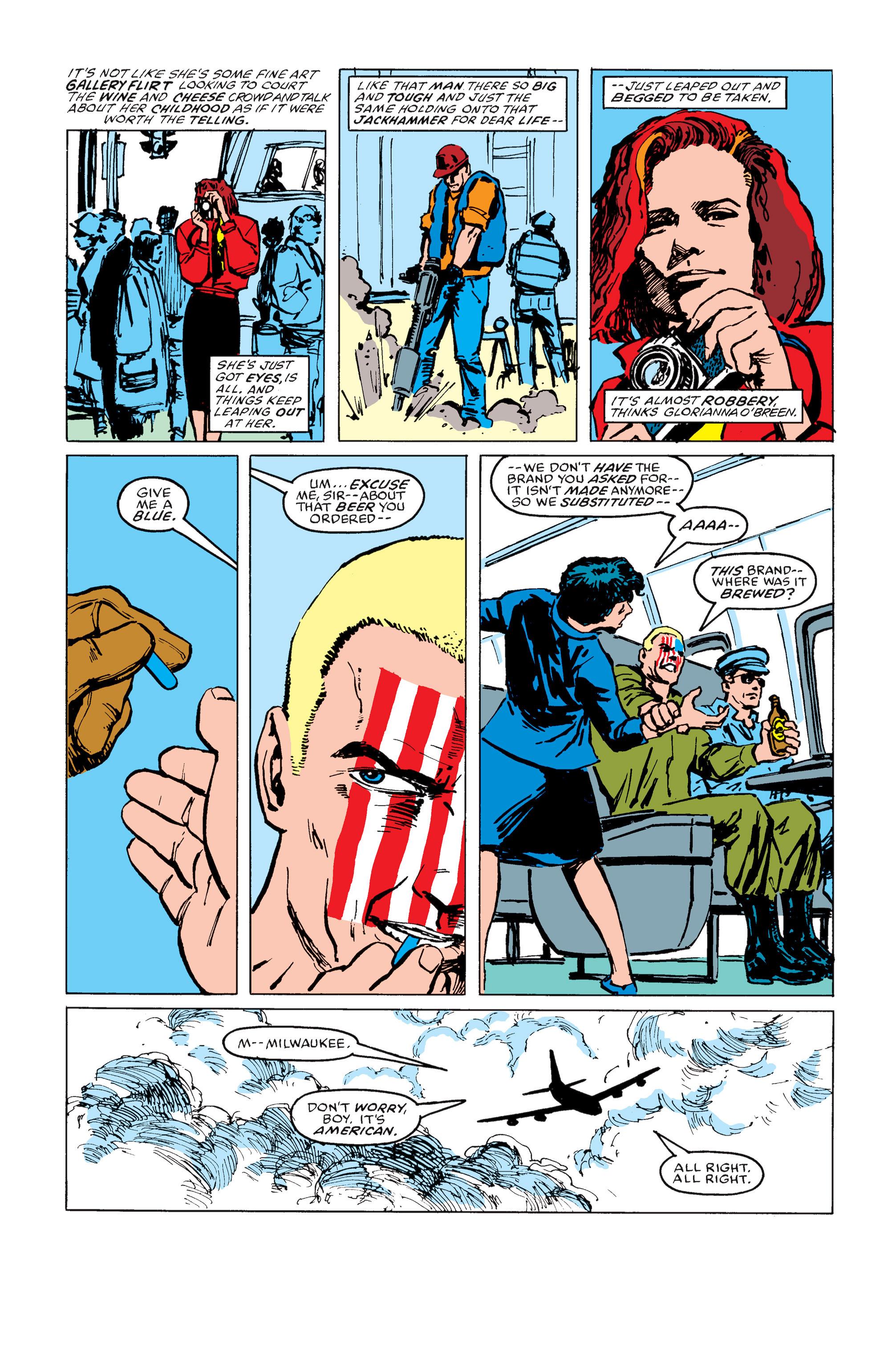 Read online Daredevil: Born Again comic -  Issue # Full - 155