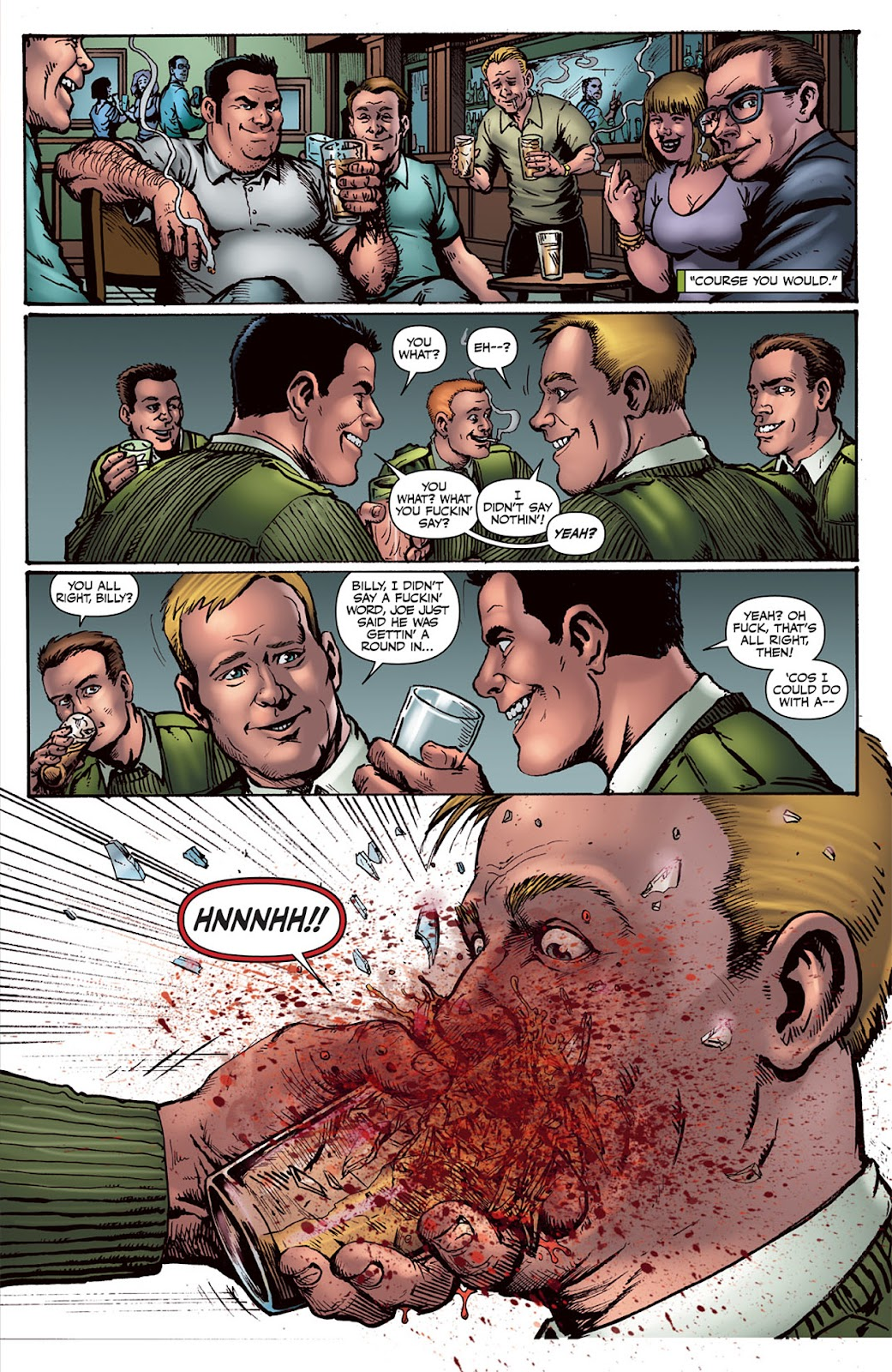 Read online The Boys: Butcher, Baker, Candlestickmaker comic -  Issue #2 - 21