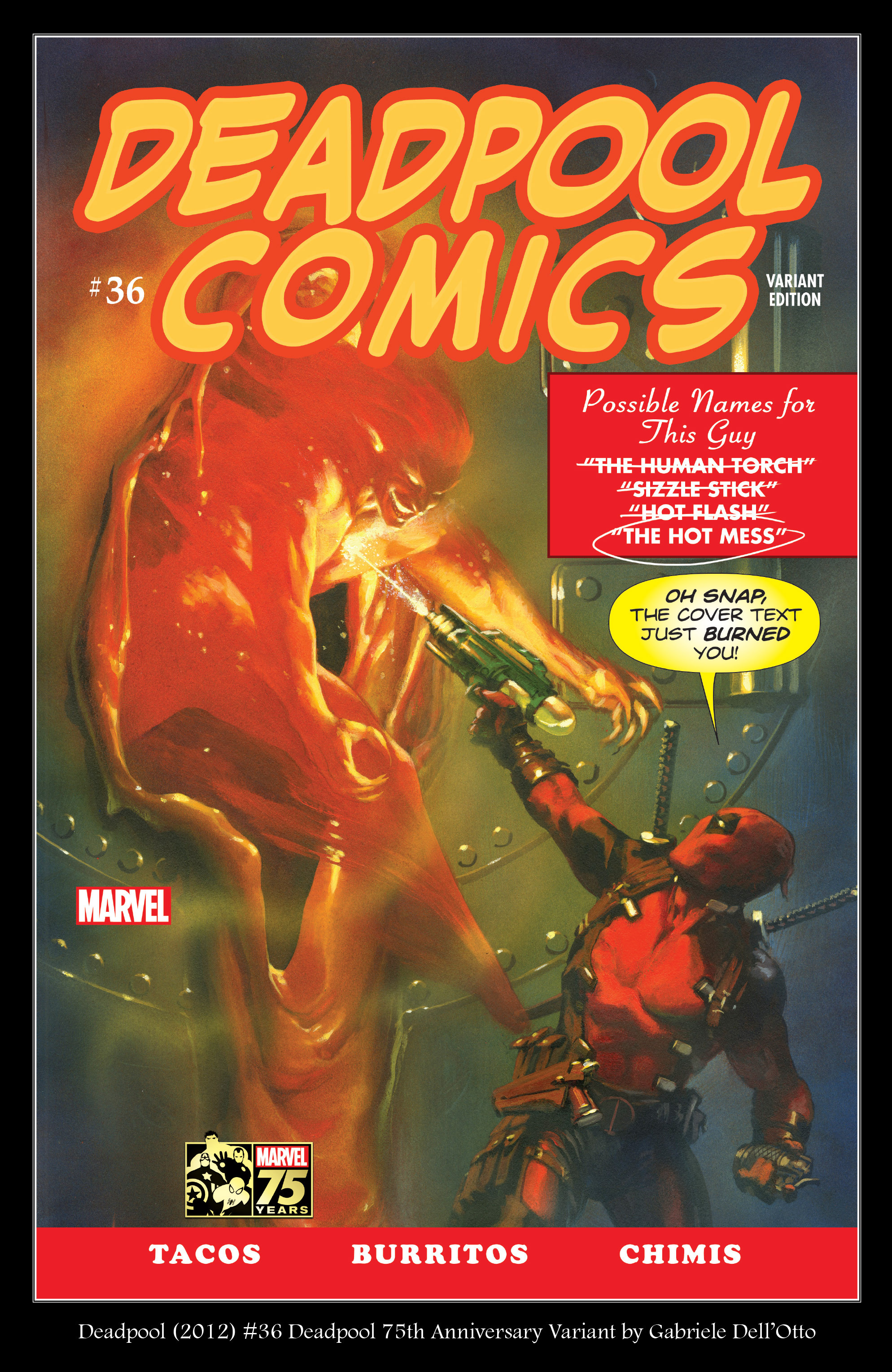 Read online True Believers: Deadpool Variants comic -  Issue # Full - 10