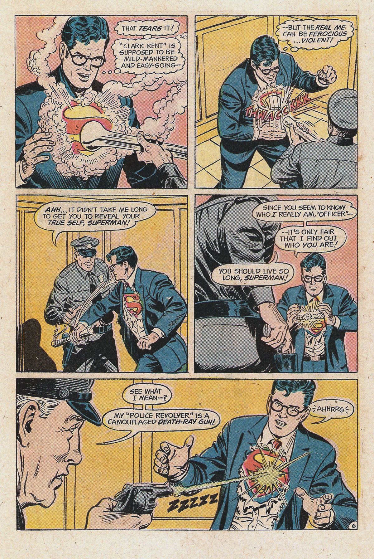 Read online Action Comics (1938) comic -  Issue #444 - 10