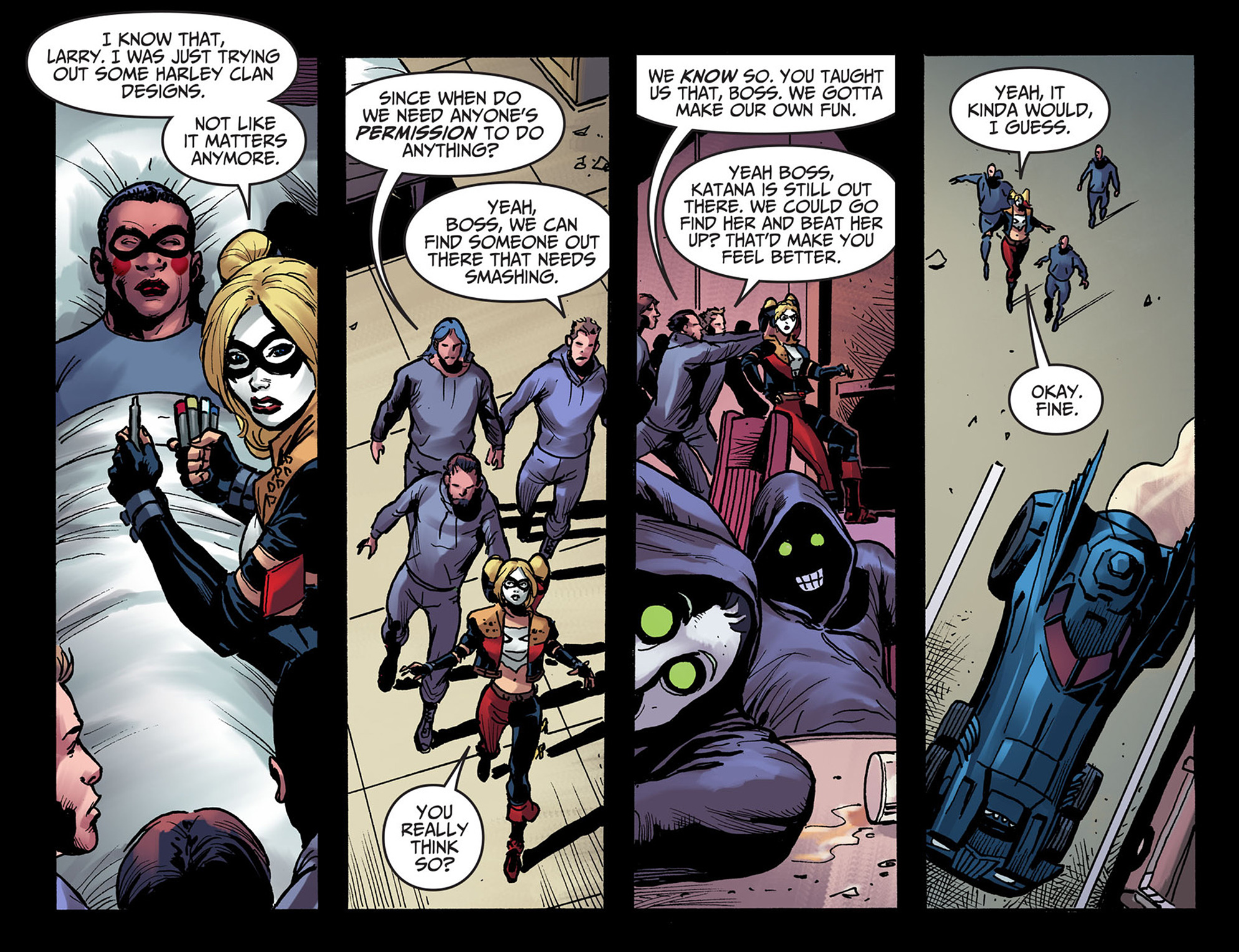 Read online Injustice: Ground Zero comic -  Issue #13 - 12
