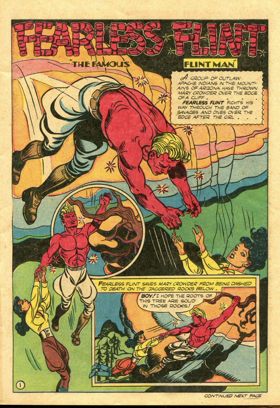 Read online Famous Funnies comic -  Issue #101 - 11