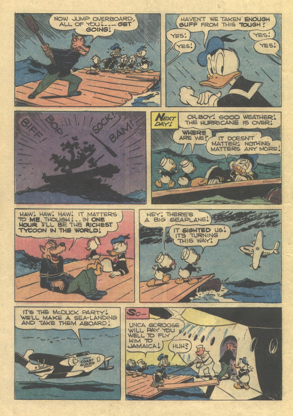 Read online Uncle Scrooge (1953) comic -  Issue #105 - 28