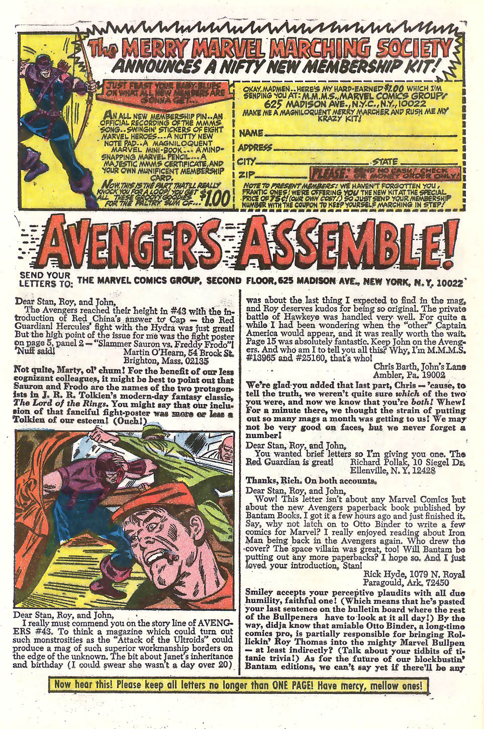 The Avengers (1963) 46 Page 22