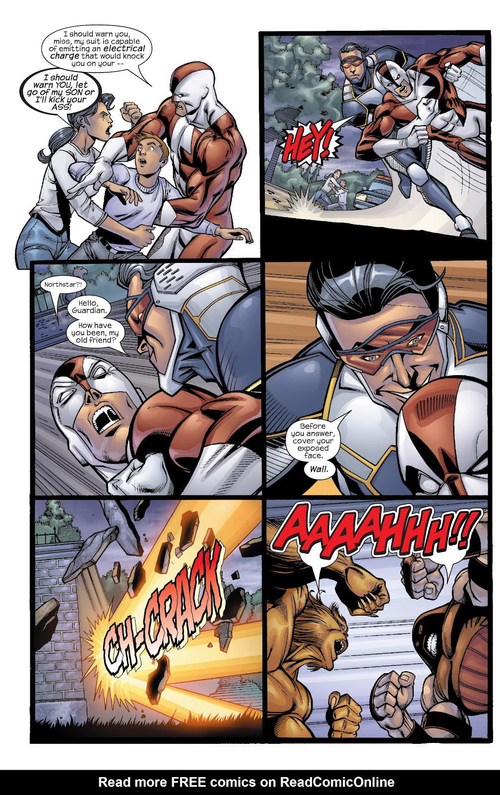 Read online X-Men: Unstoppable comic -  Issue # TPB (Part 4) - 54