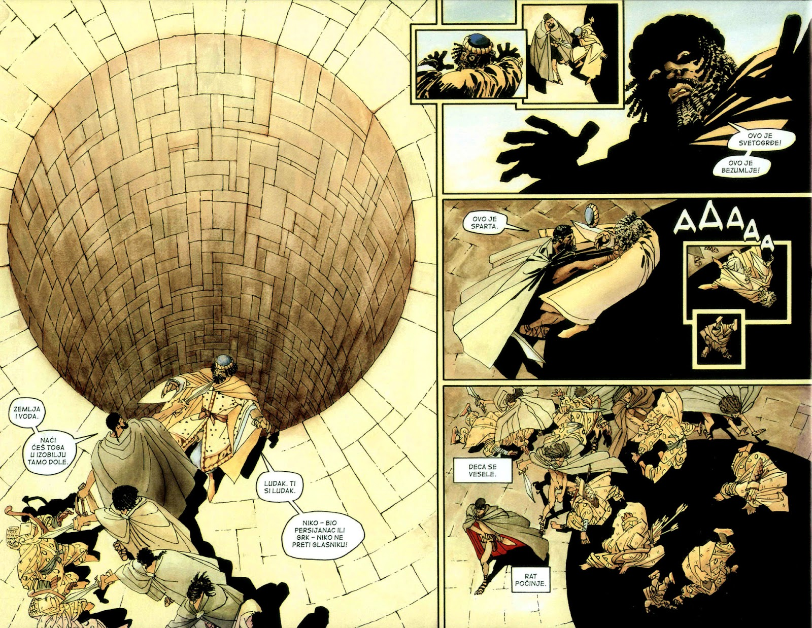 Read online 300 (2007) comic -  Issue # TPB - 19