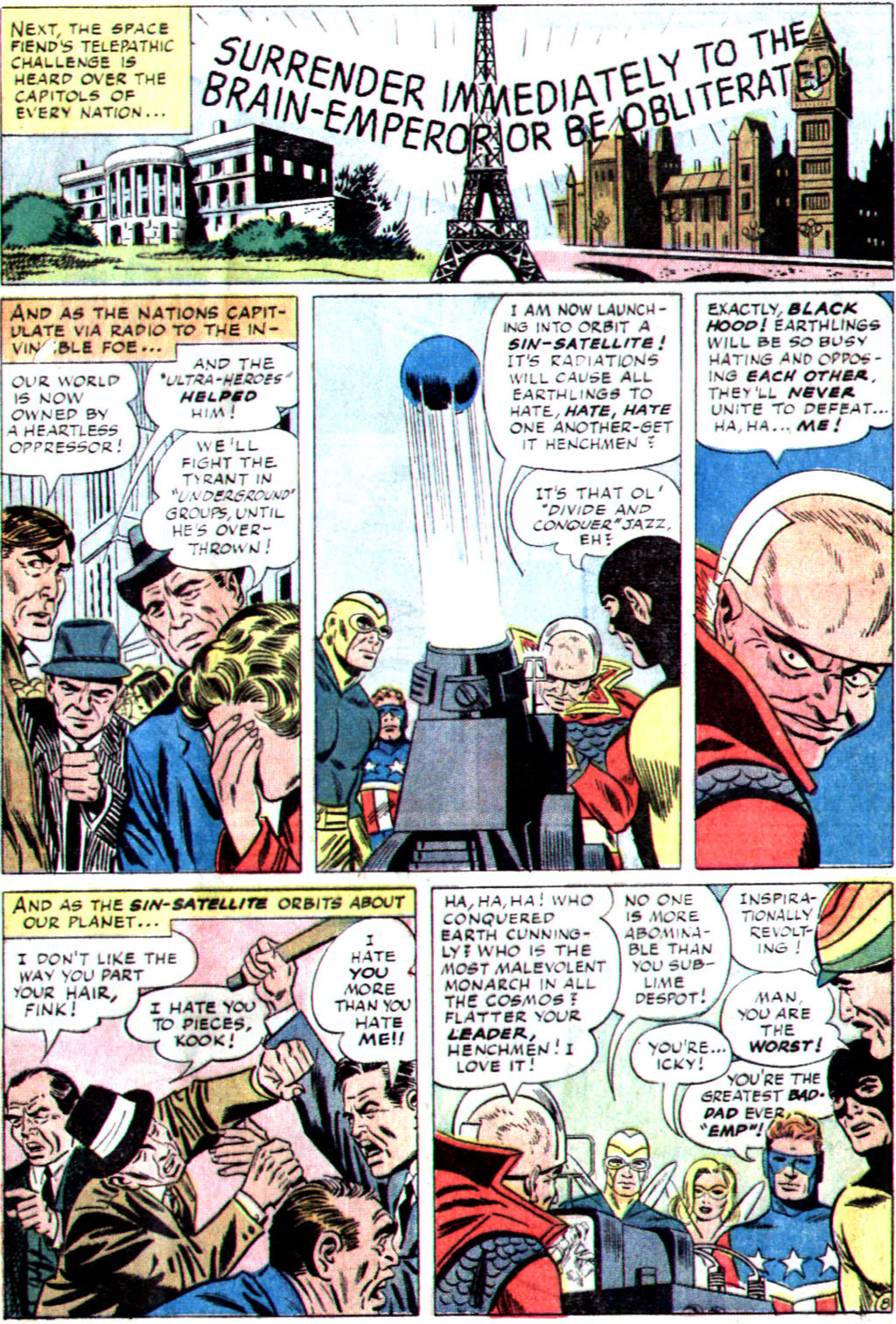 The Mighty Crusaders (1965) Issue #1 #1 - English 21