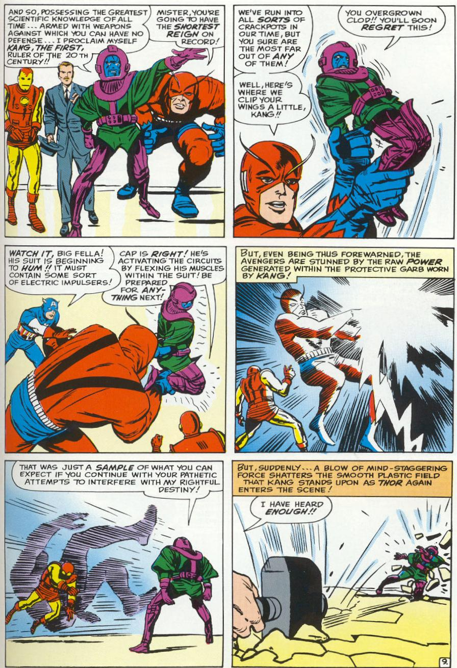 The Avengers (1963) 8 Page 9