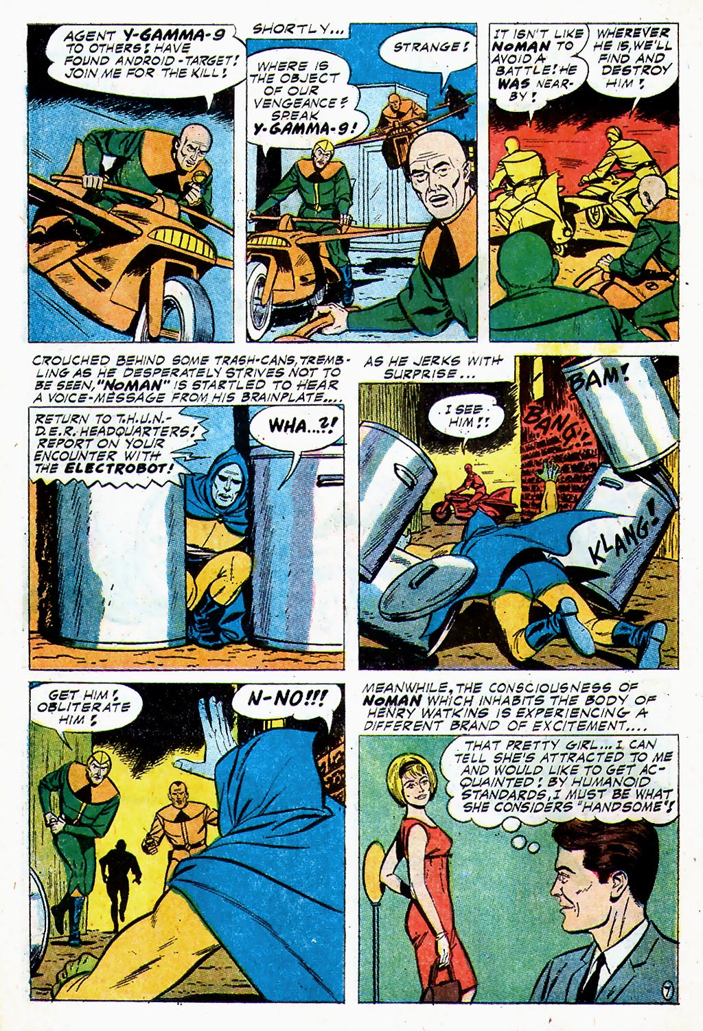 T.H.U.N.D.E.R. Agents (1965) issue 13 - Page 18