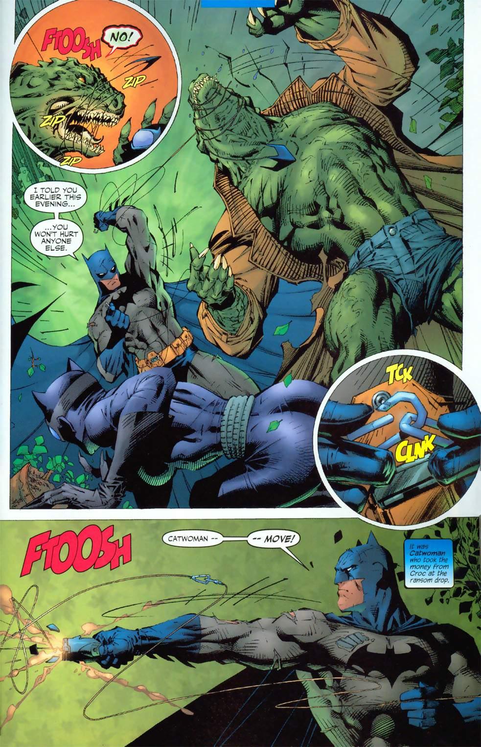 Read online Batman: Hush comic -  Issue #3 - 17